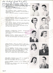 Page 12, 1950 Edition, Gibraltar High School - Viking Yearbook (Fish Creek, WI) online yearbook collection