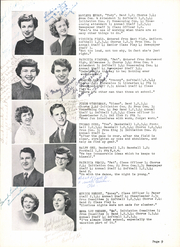 Page 13, 1950 Edition, Gibraltar High School - Viking Yearbook (Fish Creek, WI) online yearbook collection