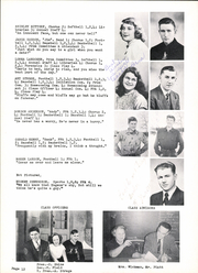 Page 16, 1950 Edition, Gibraltar High School - Viking Yearbook (Fish Creek, WI) online yearbook collection