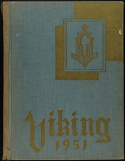 1951 Edition, Gibraltar High School - Viking Yearbook (Fish Creek, WI)