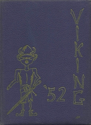 1952 Edition, Gibraltar High School - Viking Yearbook (Fish Creek, WI)