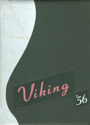 1956 Edition, Gibraltar High School - Viking Yearbook (Fish Creek, WI)