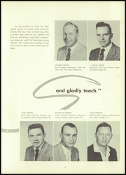 Page 15, 1957 Edition, Gibraltar High School - Viking Yearbook (Fish Creek, WI) online yearbook collection