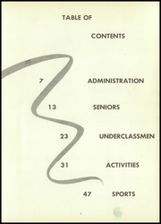 Page 9, 1957 Edition, Gibraltar High School - Viking Yearbook (Fish Creek, WI) online yearbook collection