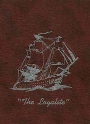 Loyal High School - Loyalite Yearbook (Loyal, WI) online yearbook collection, 1940 Edition, Page 1