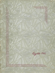 Loyal High School - Loyalite Yearbook (Loyal, WI) online yearbook collection, 1942 Edition, Page 1