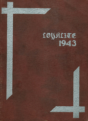 Page 1, 1943 Edition, Loyal High School - Loyalite Yearbook (Loyal, WI) online yearbook collection