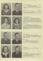 Page 13, 1943 Edition, Loyal High School - Loyalite Yearbook (Loyal, WI) online yearbook collection