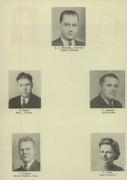Page 8, 1943 Edition, Loyal High School - Loyalite Yearbook (Loyal, WI) online yearbook collection