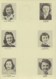 Page 9, 1943 Edition, Loyal High School - Loyalite Yearbook (Loyal, WI) online yearbook collection