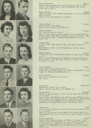 Page 10, 1944 Edition, Loyal High School - Loyalite Yearbook (Loyal, WI) online yearbook collection