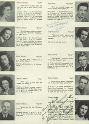 Page 12, 1946 Edition, Loyal High School - Loyalite Yearbook (Loyal, WI) online yearbook collection
