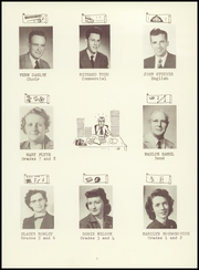 Page 11, 1953 Edition, Loyal High School - Loyalite Yearbook (Loyal, WI) online yearbook collection