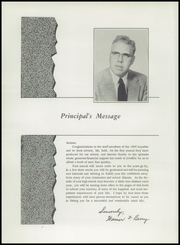 Page 10, 1956 Edition, Loyal High School - Loyalite Yearbook (Loyal, WI) online yearbook collection