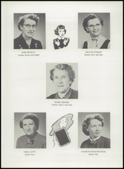 Page 13, 1956 Edition, Loyal High School - Loyalite Yearbook (Loyal, WI) online yearbook collection