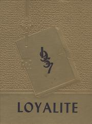 Page 1, 1957 Edition, Loyal High School - Loyalite Yearbook (Loyal, WI) online yearbook collection