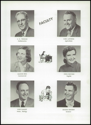 Page 11, 1957 Edition, Loyal High School - Loyalite Yearbook (Loyal, WI) online yearbook collection