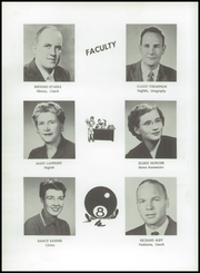 Page 12, 1957 Edition, Loyal High School - Loyalite Yearbook (Loyal, WI) online yearbook collection