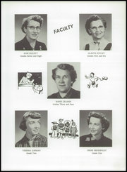 Page 13, 1957 Edition, Loyal High School - Loyalite Yearbook (Loyal, WI) online yearbook collection