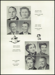 Page 10, 1958 Edition, Loyal High School - Loyalite Yearbook (Loyal, WI) online yearbook collection