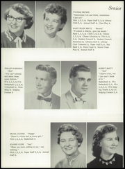 Page 16, 1958 Edition, Loyal High School - Loyalite Yearbook (Loyal, WI) online yearbook collection