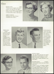 Page 17, 1958 Edition, Loyal High School - Loyalite Yearbook (Loyal, WI) online yearbook collection