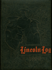 Page 1, 1955 Edition, Hurley High School - Log Yearbook (Hurley, WI) online yearbook collection
