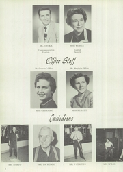 Page 10, 1955 Edition, Hurley High School - Log Yearbook (Hurley, WI) online yearbook collection