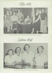 Page 11, 1955 Edition, Hurley High School - Log Yearbook (Hurley, WI) online yearbook collection