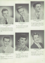 Page 13, 1955 Edition, Hurley High School - Log Yearbook (Hurley, WI) online yearbook collection