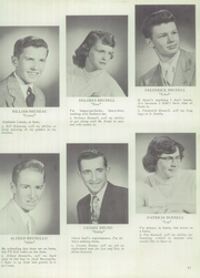 Page 15, 1955 Edition, Hurley High School - Log Yearbook (Hurley, WI) online yearbook collection