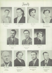 Page 8, 1955 Edition, Hurley High School - Log Yearbook (Hurley, WI) online yearbook collection