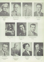 Page 9, 1955 Edition, Hurley High School - Log Yearbook (Hurley, WI) online yearbook collection