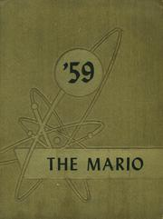 Page 1, 1959 Edition, Marion High School - Mario Yearbook (Marion, WI) online yearbook collection