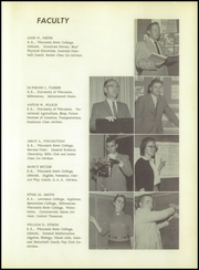 Page 11, 1959 Edition, Marion High School - Mario Yearbook (Marion, WI) online yearbook collection