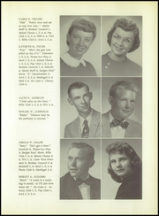Page 15, 1959 Edition, Marion High School - Mario Yearbook (Marion, WI) online yearbook collection