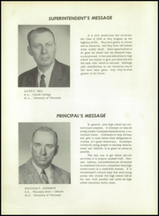 Page 8, 1959 Edition, Marion High School - Mario Yearbook (Marion, WI) online yearbook collection