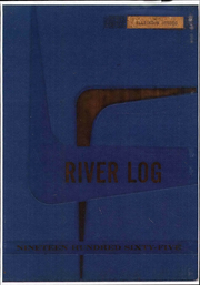 1965 Edition, De Soto High School - River Log Yearbook (De Soto, WI)