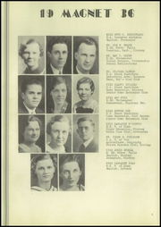 Page 10, 1936 Edition, Union Free High School - Terrace Memories Yearbook (De Forest, WI) online yearbook collection