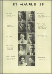 Page 12, 1936 Edition, Union Free High School - Terrace Memories Yearbook (De Forest, WI) online yearbook collection