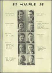 Page 14, 1936 Edition, Union Free High School - Terrace Memories Yearbook (De Forest, WI) online yearbook collection