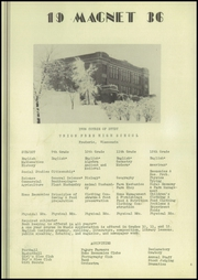 Page 8, 1936 Edition, Union Free High School - Terrace Memories Yearbook (De Forest, WI) online yearbook collection