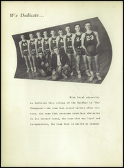 Page 6, 1955 Edition, Union Free High School - Terrace Memories Yearbook (De Forest, WI) online yearbook collection