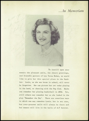 Page 7, 1955 Edition, Union Free High School - Terrace Memories Yearbook (De Forest, WI) online yearbook collection