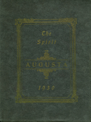 1930 Edition, Augusta High School - Beaver Yearbook (Augusta, WI)