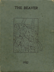 1932 Edition, Augusta High School - Beaver Yearbook (Augusta, WI)