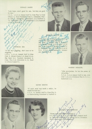 Page 11, 1957 Edition, Augusta High School - Beaver Yearbook (Augusta, WI) online yearbook collection