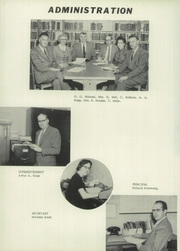 Page 6, 1957 Edition, Augusta High School - Beaver Yearbook (Augusta, WI) online yearbook collection