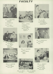 Page 8, 1957 Edition, Augusta High School - Beaver Yearbook (Augusta, WI) online yearbook collection