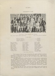Page 14, 1927 Edition, Clear Lake High School - Echo Yearbook (Clear Lake, WI) online yearbook collection